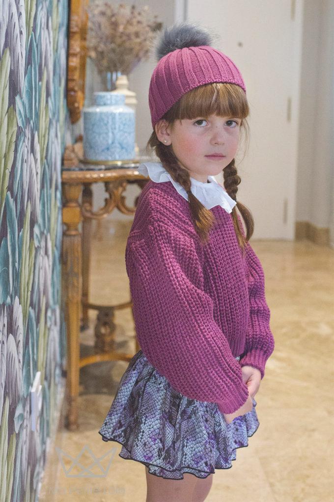 Jersey Ma Petite Lola, Ma Petite Lola, moda infantil, ropa infantil, made in spain, 2