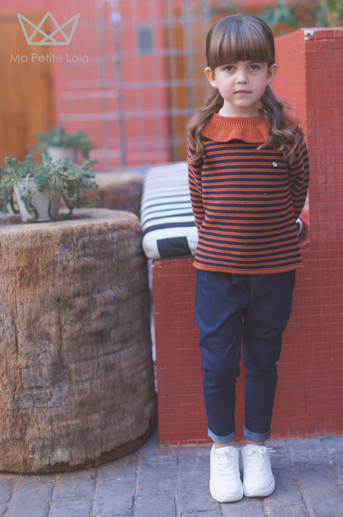 Jersey Ma Petite Lola, Ma Petite Lola, moda infantil, ropa infantil, made in spain, 3