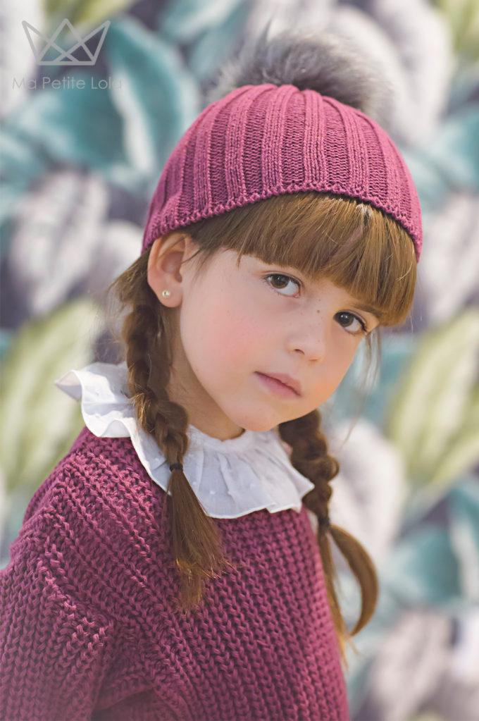Jersey Ma Petite Lola, Ma Petite Lola, moda infantil, ropa infantil, made in spain, 1