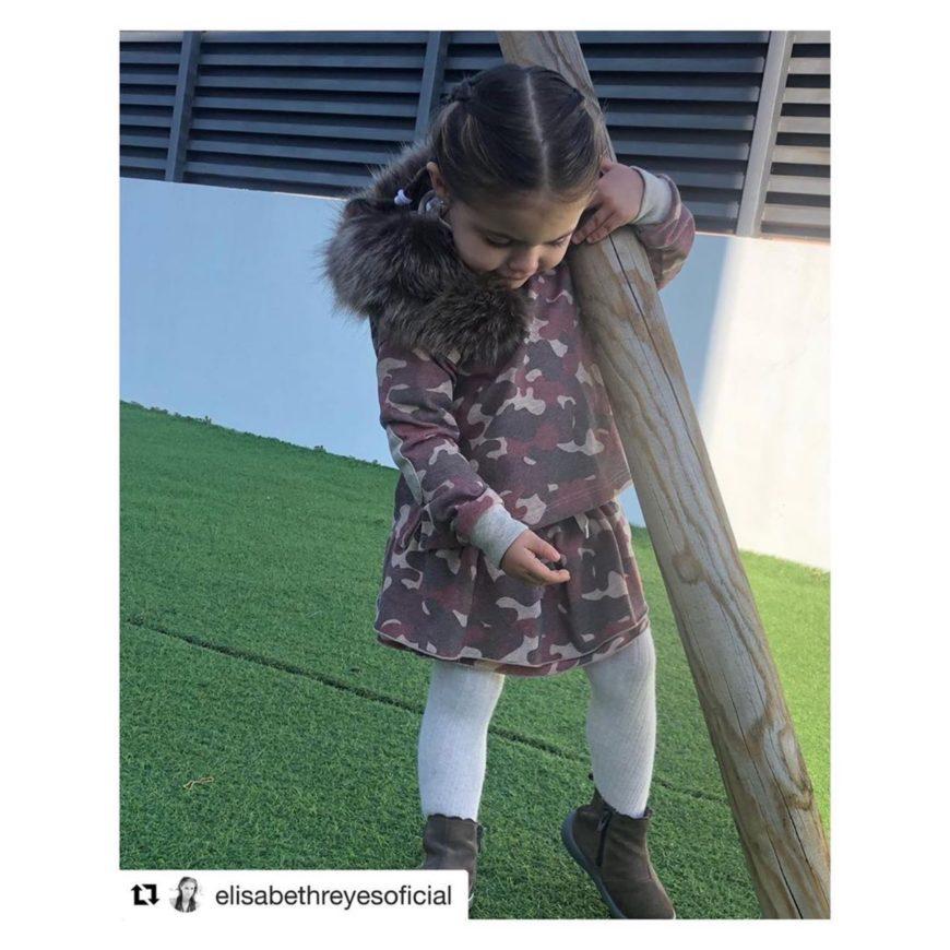 Elisabeth Reyes, Ma Petite Lola, marca moda infantil, made in spain