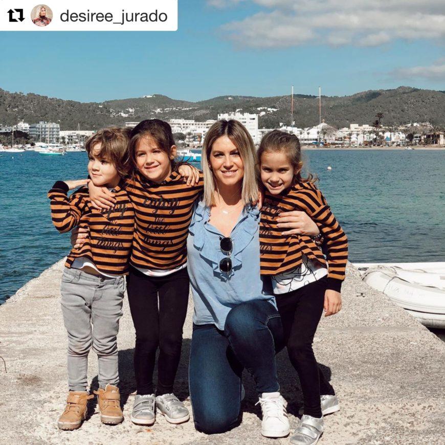 Desiree Jurado, Ma Petite Lola, marca moda infantil, made in spain
