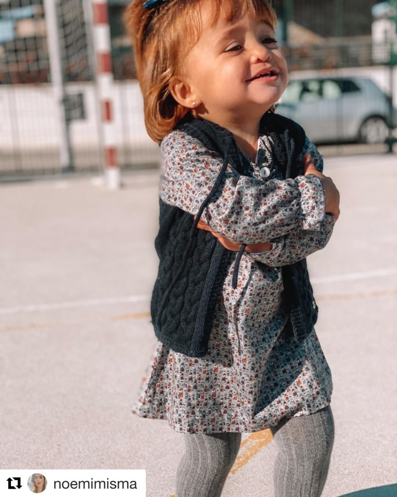 Noemimisma, Ma Petite Lola, marca moda infantil, made in spain