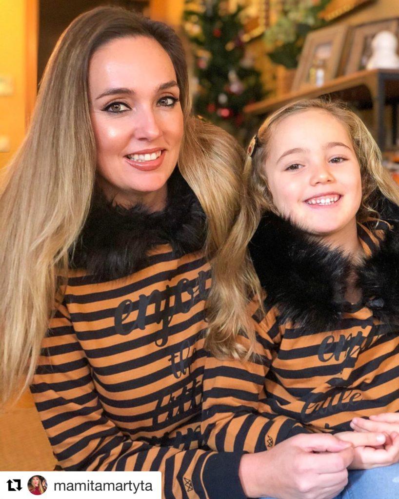 Mamitamartyta, Ma Petite Lola, marca moda infantil, made in spain