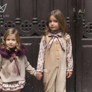moda infantil Ma Petite Lola, ropa infantil made in spain, 1
