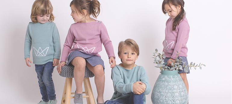 Jersey Ma Petite Lola moda infantil